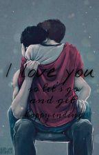 I love you by AlenSekai