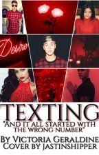 Texting || Justin Bieber. by VictoriaGeraldine