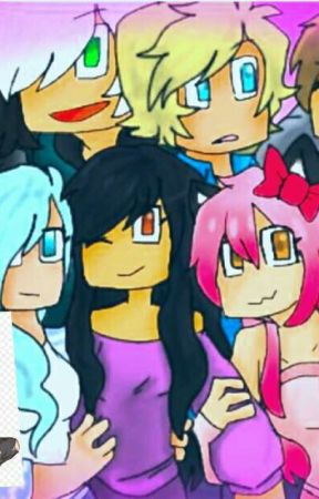 aphmau roleplay With Admin by psychopathic_lilgirl