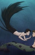 In the Deep Blue (destiel and sabriel) by GenericCastiel
