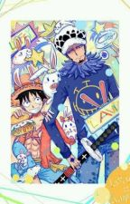 1 số Doujinshi trong one piece by demon_king_pp