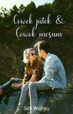 Cewek Jutek dan Cowok Mesum  by Silfiwahyu