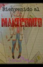 Bienvenido Al Manicomio(SICKFNAFHS) by ElianalaKawaii