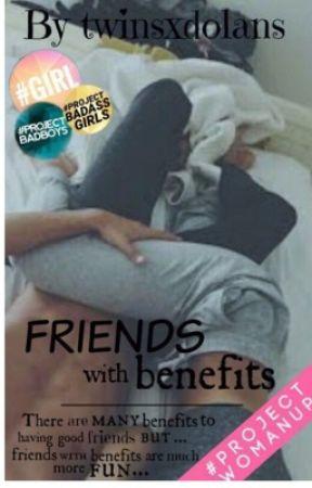 Friends With Benefits  by twinsxdolans