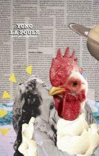 Yoko la poule by enfantseul