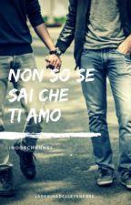 Non so se sai che ti amo || Inoobchannel    {IN REVISIONE} by LaReginadelleTenebre