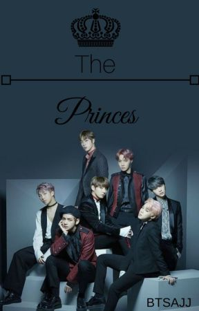 The  Princes   ReadersxBTS   by BTSAJJ