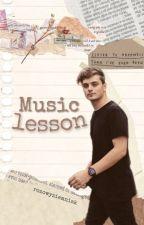 [Zawieszone] Music lesson || Martin Garrix by rozowyziemniak