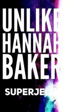 Unlike Hannah Baker by superjelly