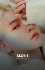 alone. by exodusqueen-