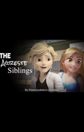 The Agreste siblings  by disneyworkslove