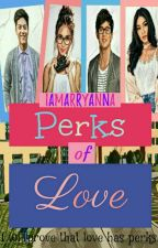 Perks of Love  by iamArryaNna