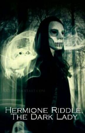 Hermione Riddle, the Dark Lady by ElinevdBogaard