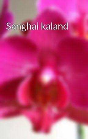Sanghai kaland by AlexaHorvth