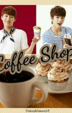 Coffee Shop «WooGyu»  by DulcedeLimon19