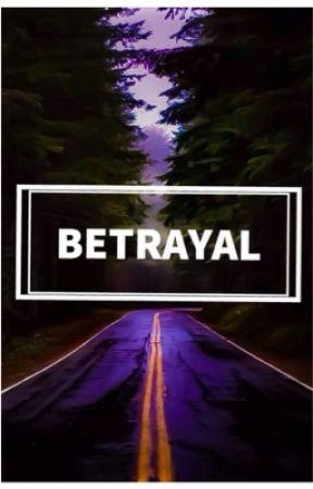 Betrayal [Book 2] by BethLovesMarvel