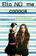 Ella No Me Conoce [Camren G!P] [Terminada] by Fifth_Harmonyfanss