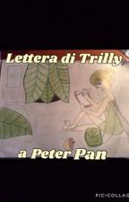 Lettera di Trilly a Peter Pan by GiuliaSimioli