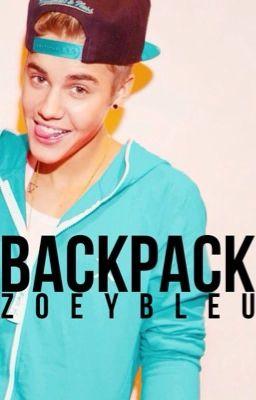 Justin Bieber Backpack Cover