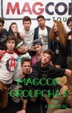 Magcon Groupchat by emrosexo