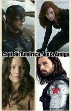 Capitán América: Vieja Amiga by EveningStar1308