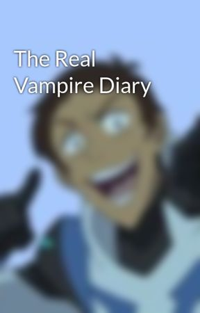 The Real Vampire Diary by THE_PASTA_