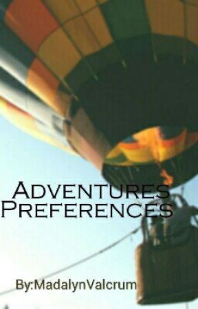 Adventures Girlfriend/Boyfriend Preferences by MadalynValcrum