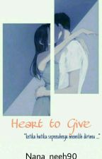 Heart to Give by Nana_neeh90