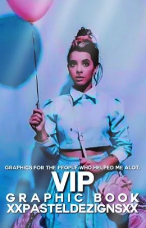 VIP Graphic Book by Ayahs_Graphics