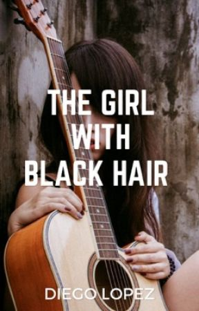 The Girl With Black Hair by DiegoLopez682
