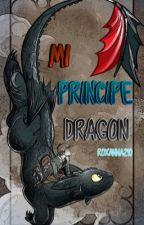 Mi Príncipe Dragón  by roxanna210