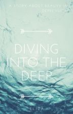 Diving Into the Deep by eliza_the_turtle