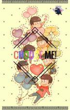 || Choose Me! 【Osomatsu-San y Tú】|| by JulietaBluemph