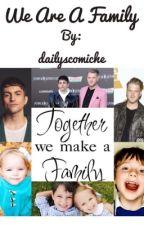Scomiche Series: We Are A Family by dailyscomiche