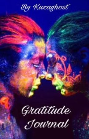 Gratitude Journal  by kuzaghost