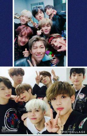BTS kpop And GOT7 interracial one shots Ambw! by adrenaline_hypegirl