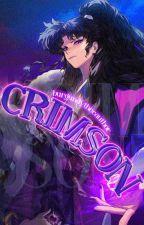CRIMSON | naraku x oc by meltedpoundcake
