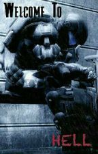 Welcome to Hell (Halo ODST) by ToxicOutbreak3526