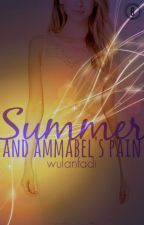 ST [8] - Summer and Ammabel's Pain by wulanfadi