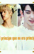 """""""Él príncipe que no era príncipe"""" (MarkJin) by Andry_738"""