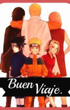 Buen viaje.  [Naruto: Viaje en el tiempo] by JuneOpal