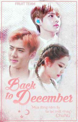 [V×Jennie×Sehun] BACK TO DECEMBER