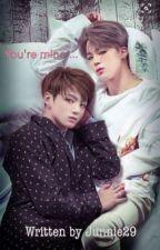 [KOOKMIN][H][BTS][ONESHOT]BLOOD SWEAT & TEARS by Junnie29