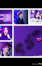 Let's not fall in love «Seulmin Sinkook» by khantey0308