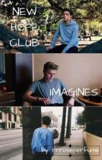 New Hope Club Imagines.  by rrroseperfume