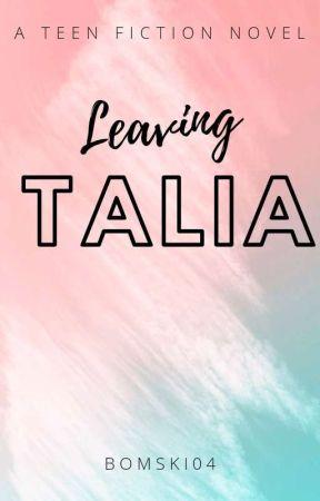 Leaving Talia by bomski04