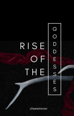 Rise of the Goddesses by cheesatarian