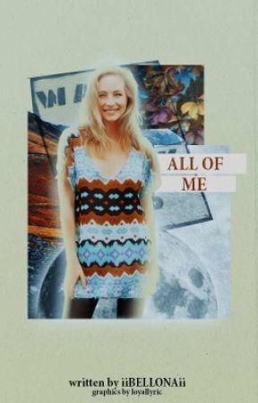 All Of Me || Cedric Diggory  by iiBELLONAii
