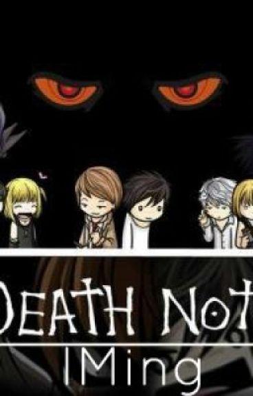 Death Note IMing by SlightlyStrange
