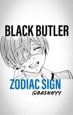 Black Butler Zodiac Sign by -_LonelyWorld_-
